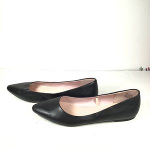 H&M Pointed Toe Flats Black Size 7